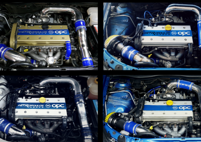 Astra H Stock engine 420bhp k04 hybrid